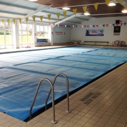 Scuba in the Weald's private, heated indoor pool in Hawkhurst, Kent