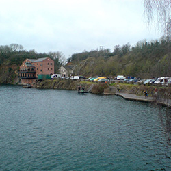 Stoney Cove, Scuba in the Weald's Open Water Scuba Diving Training Site